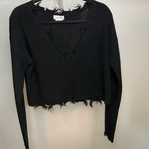 Lover&Friends Distressed sweater